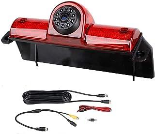 $79 » Brake Light Rear View Backup Camera Compatible with Chevy Express GMC Savana Van 1500 2500/3500 2003-2019 Brake Light Came...