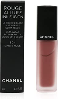 Chanel Rouge Allure Ink Fusion 804-Mauvy Nude 6 Ml - 1 Unidad