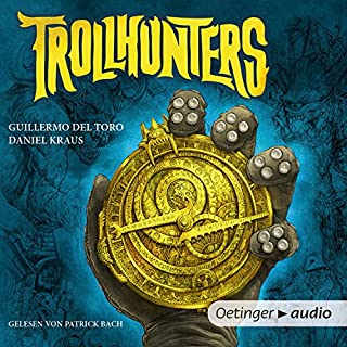 Trollhunters audiobook cover art