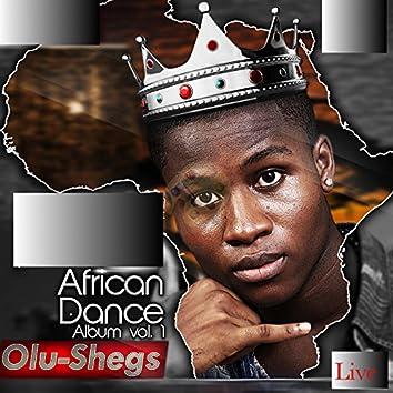 African Dance Album, Vol. 1 (Live)