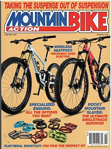 Mountain Bike Action Magazine February 2020