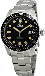 Oris Divers Sixty-Five Automatic Black Dial Mens Watch 01 733 7720 4054-07 8 21 18