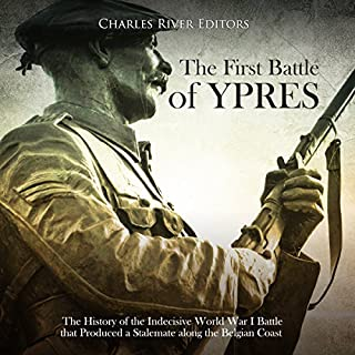 The First Battle of Ypres cover art
