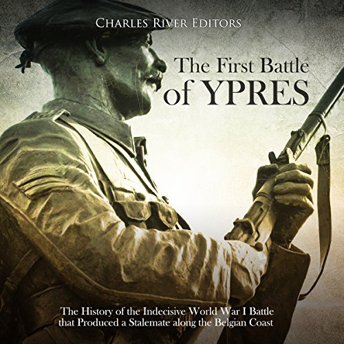 The First Battle of Ypres audiobook cover art