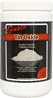 Tin Oxide Polishing Compound - 1lb