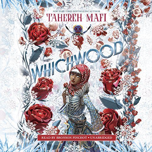 Whichwood audiobook cover art