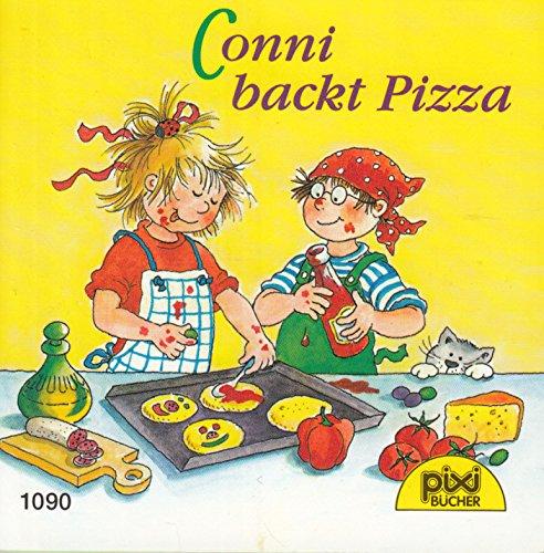 Conni backt Pizza - Pixi-Buch Nr. 1090 - Einzeltitel aus PIXI-Serie 128 (aus Kassette)