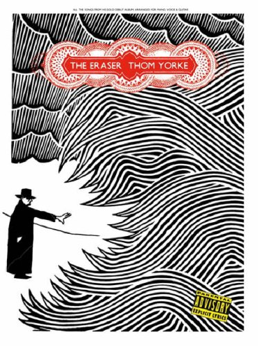 Thom Yorke: The Eraser Pvg Book: Noten für Klavier, Gesang, Gitarre