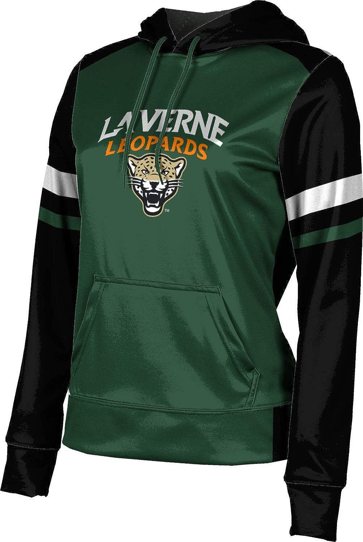 ProSphere University of La Verne Girls' Pullover Hoodie, School Spirit Sweatshirt (Old School)