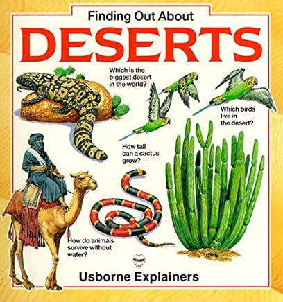 Deserts (Usborne Explainers) by Angela Wilkes (1990-09-06)
