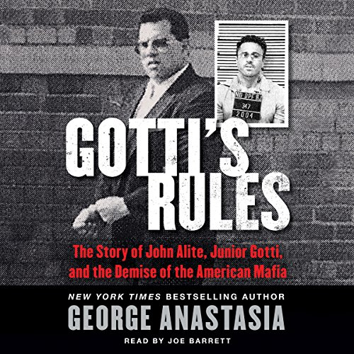 Gotti's Rules audiobook cover art