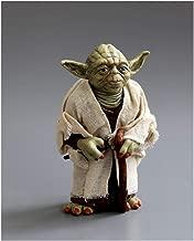 Modèle Anime Figura de acción, Modelo de Juguete Marvel Star Wars Yoda Darth Modelado Escultura Adornos Colección Niños Adultos Juguetes, Niño Regalos 13cm Juguetes Estatua
