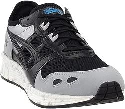 ASICS Mens Hypergel-Lyte Athletic Shoes, Black, 13