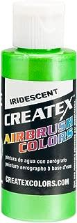 Createx Iridescent Green, Airbrush Paint, 2 oz (5507-02)