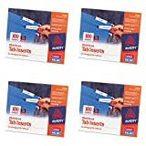 Avery WorkSaver Tab Inserts, 2 Inches, White,...