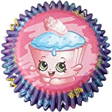 Shopkins 50 Count Cupcake Liners, Assorted