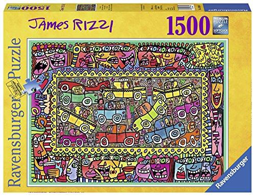 Ravensburger 16356  – James Rizzi: All that Love