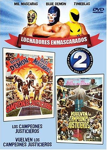 Campeones Justicieros & Vuelven Campeones Justicio [USA] [DVD]