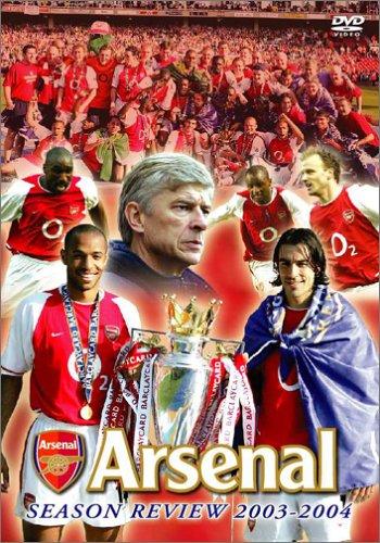 アーセナル シーズンレビュー 2003-2004 [DVD]