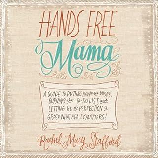 Hands Free Mama audiobook cover art