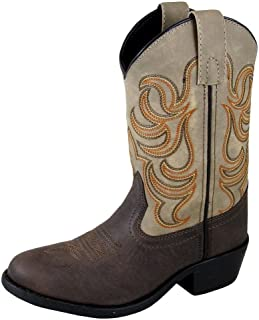 Smoky Mountain Kids Monterey Tan Boots