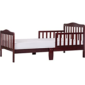 Dream On Me, Classic Design Toddler Bed, Cherry