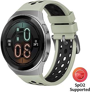 HUAWEI Watch GT 2e, 2 week battery life, 85 Custom Workout Modes, 46mm - Mint Green