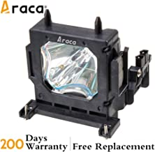 LMP-H202 Projector Lamp with Housing for Sony VPL-HW40ES HW50ES HW55ES HW30ES VW95ES Quality Lamp by Araca