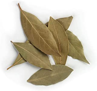 Frontier Co-op Bay Leaf Whole, Hand Select, Certified Organic, Kosher, Non-irradiated | 1 lb. Bulk Bag | Laurus nobilis L.