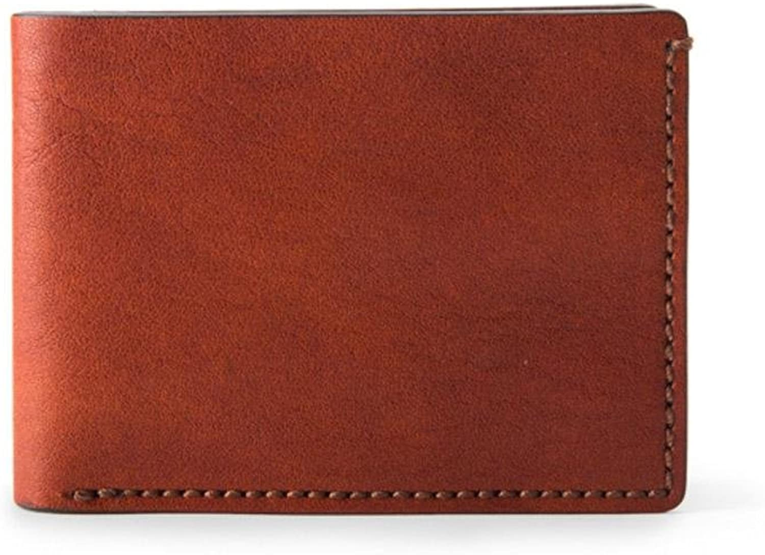 Bosca Men's Washed Collection  Small Billfold