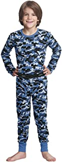 Hanes Heathered Grey 41069-X-Small Boys X-Temp Ultimate Thermal Underwear Set