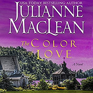 The Color of Love audiobook cover art