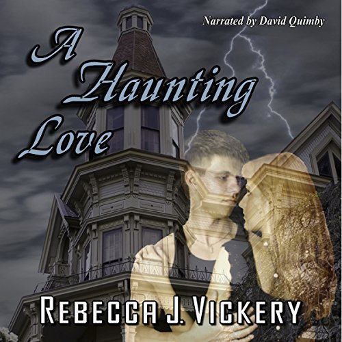 A Haunting Love audiobook cover art