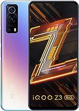 iQOO Z3 5G (Cyber Blue, 8GB RAM, 128GB Storage)   India's First SD 768G 5G Processor   55W FlashCharge   Upto 9 Months No ...