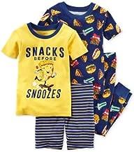 Carter's - Set de Pijama de 4 Piezas para bebé niño de 18 Meses