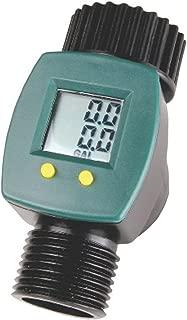 2 Pack - P3 P0550 Water Meter | Measure Watering Use in Gallons or Liters |Fits Standard Garden Hose
