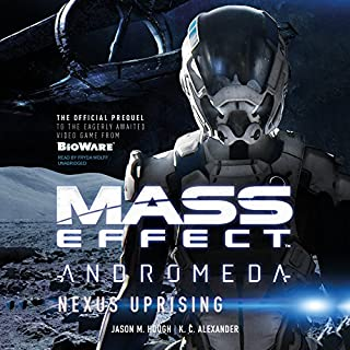 Page de couverture de Mass Effect™ Andromeda: Nexus Uprising