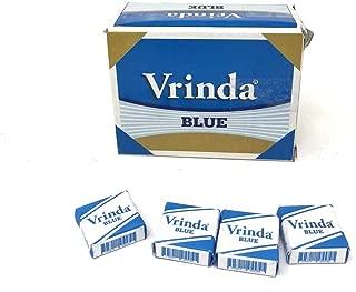 Vrinda ® Blue Squares Box of 48