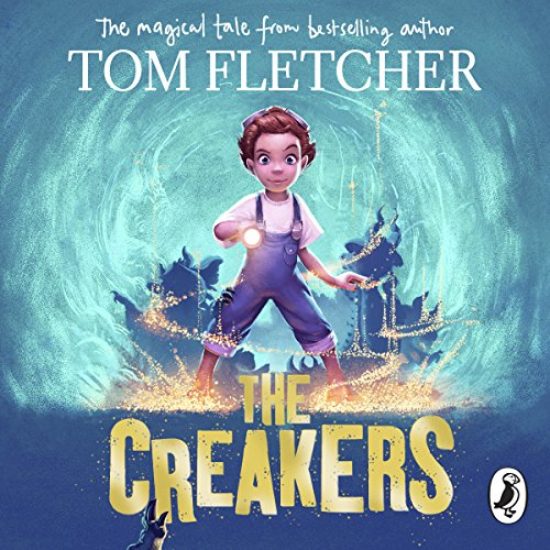 The Creakers audiobook cover art