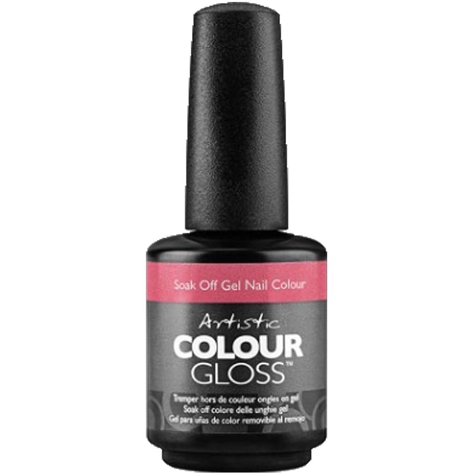 祝福脅威太平洋諸島Artistic Colour Gloss - Everybody Flirts - 0.5oz / 15ml