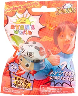 Claire's Ryans World Girl's Ryan's World Spinzals Blind Bag - Styles May Vary