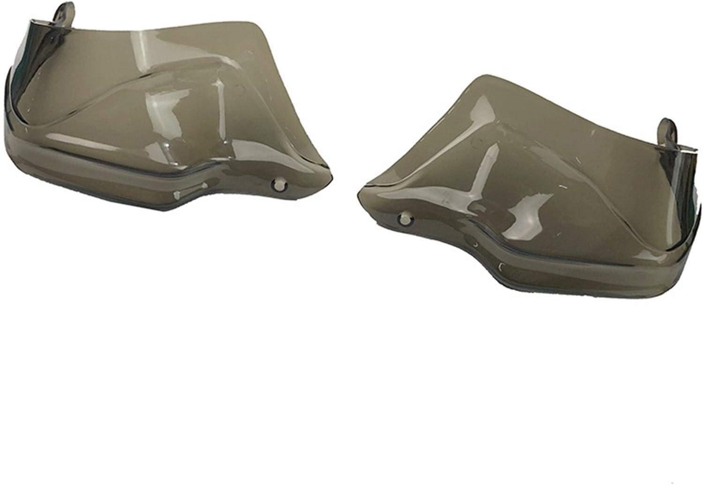 Color : Grey YFJLOVE YUFENGJIAO in Forma for BMW R 1250 GS GSA 2018 2019 R1200 GS LC F800GS ADV S1000 XR 2013-2019 Handguard Protezione della Mano di Estensioni Protector Parabrezza