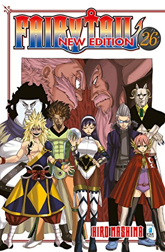 Fairy Tail. New edition (Vol. 26)