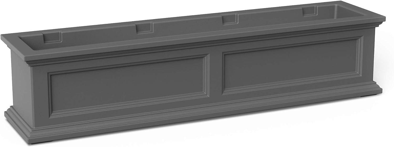 Mayne 5823-GRG Fairfield 4FT 全商品オープニング価格 Graphite Box 爆安プライス Window Grey