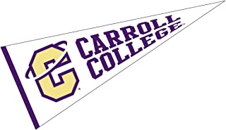 College Flags and Banners Co. Carroll Fighting Saints Pennant 12