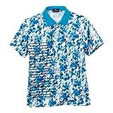 ルーセント(lucent) ゲームシャツ U(ブルー) XLP-8427 O