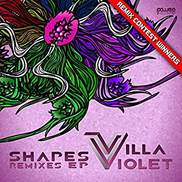 Shapes Remix Contest Winners - EP