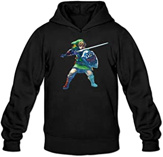Men's Link Artwork 4 Skyward Sword Hoodie Sweatshirt