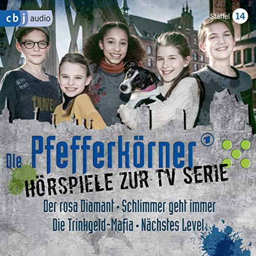 Die Pfefferkörner. Hörspiele zur TV Serie - Staffel 14 audiobook cover art