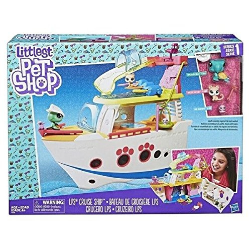 Littlest Pet Shop C1158EU40 Pet Ultimate Apartments Juego